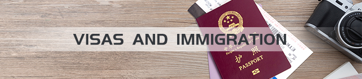 Visas and Immigration