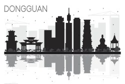 Dongguan strides into new era after 40 year's development