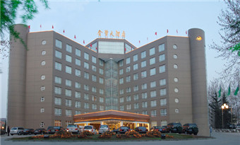 Recommended hotels in Jincheng