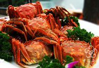 Taihu Lake Crabs