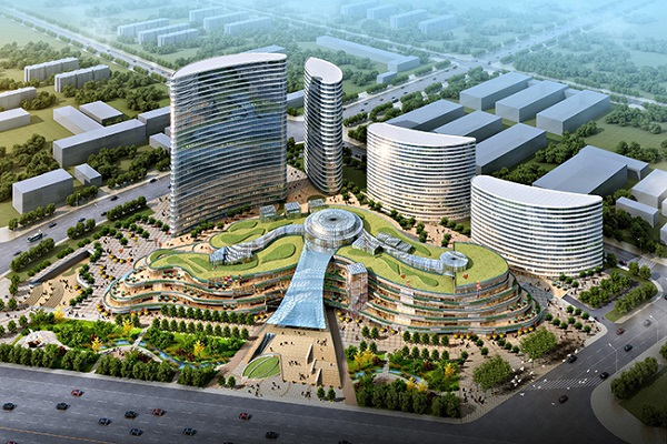 Xiqing Economic and Technological Development Area