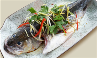 Baijiao Sea Bass (白蕉海鲈 bai jiao hai lu)