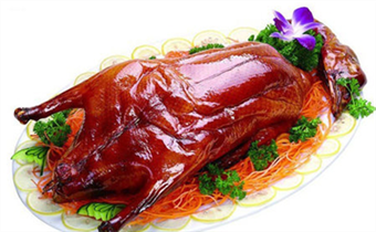 Cantonese-Style Roasted Duck (广式烤鸭 guang shi kao ya)