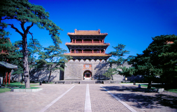 Dongling Park (Fuling Tomb of Qing Dynasty)_副本.jpg