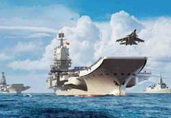 Special report: PLA Navy 70 years on