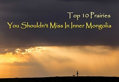 Top 10 prairies you shouldn't miss in Inner Mongolia