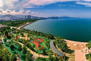 Video: Take a refreshing tour in Weihai