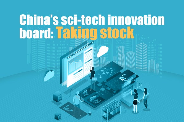 China's sci-tech innovation board: Taking stock