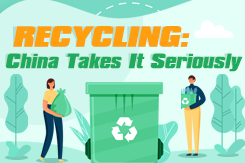Recycling: China takes it seriously