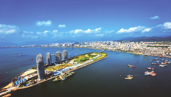 A look at Hainan Free Trade Zone