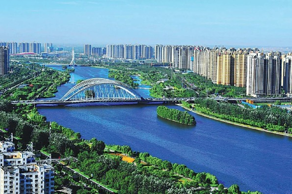 Shanxi powers ahead with green energy reform