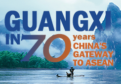 Guangxi in 70 years: China's Gateway to ASEAN