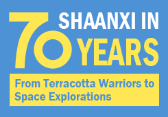 Shaanxi in 70 years: From Terracotta Warriors to Space Explorations
