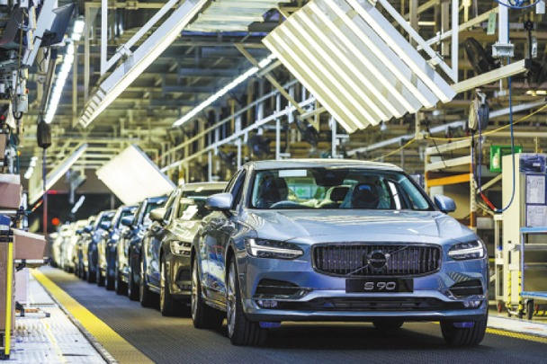 Volvo Cars thriving after 10 years of Geely ownership