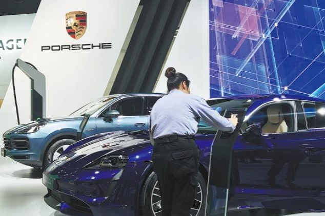 Porsche confident of delivering in China in spite of pandemic disruption
