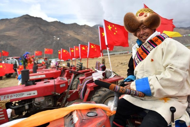 Lhasa progresses in sustainable growth