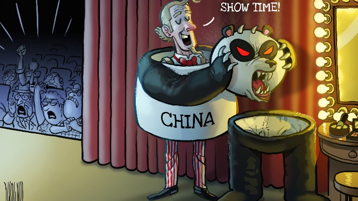 US is trying to 'demonize' China