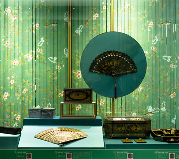 Visioning China: Chinese Export Decoration Art from the 17th to 20th Centuries