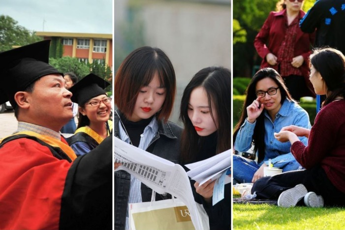 Top 10 regions with most postgraduate students