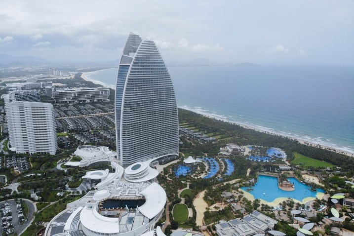 China lowers corporate, personal income tax for Hainan free trade port