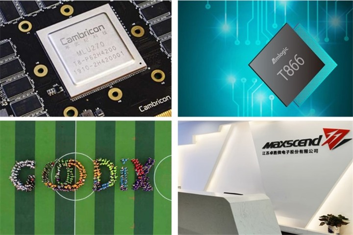 Top 10 most valuable chip design private companies in China