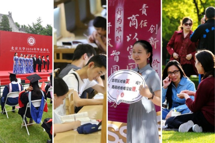 Top 10 Chinese cities with most colleges and universities