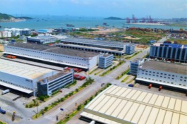Qianhaiwan Free Trade Port Zone