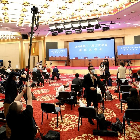 Watch it again: Top political advisory body briefs media before annual session opens