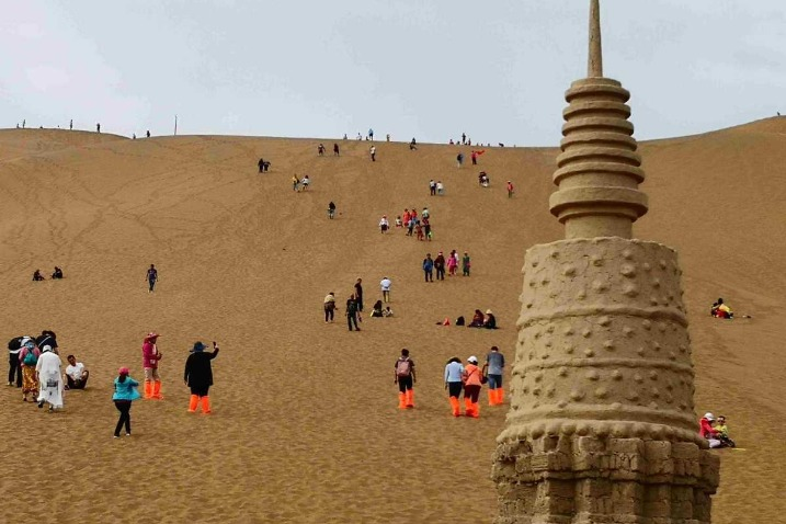Xinjiang presents raft of activities for tourists