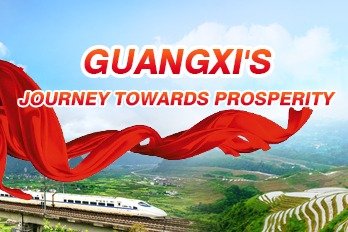 Guangxi's journey towards prosperity
