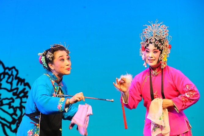 Pingju Opera: An operatic art created to remark upon both past and present