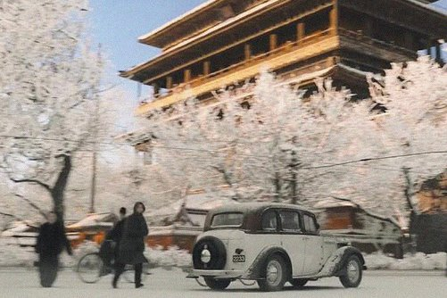 Love, Life and Loss in the Cold - China's Film-makers Depict Winter
