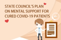State Council's plan on mental support for cured COVID-19 patients