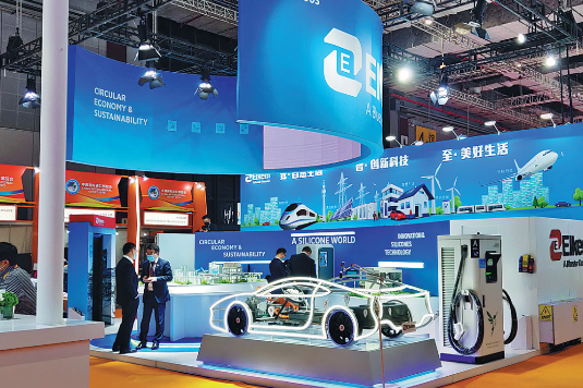 SOEs prove expo great place for deals