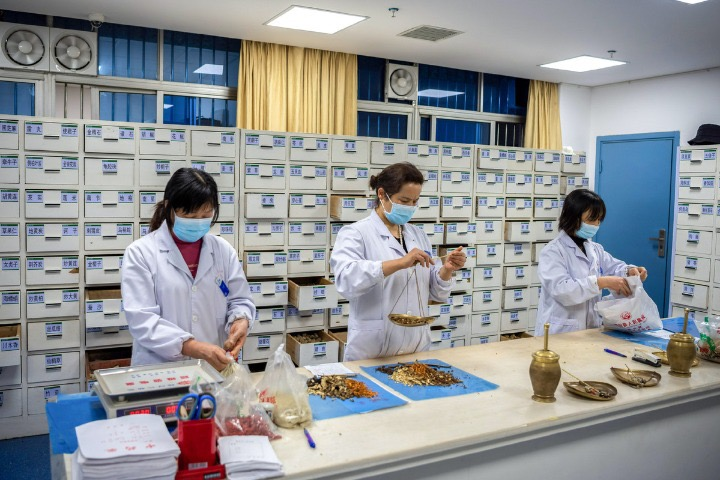 China's Greater Bay Area to take lead in traditional medicines