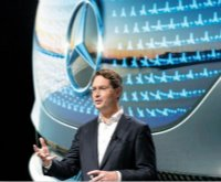 China a pillar of development strategy for Mercedes-Benz