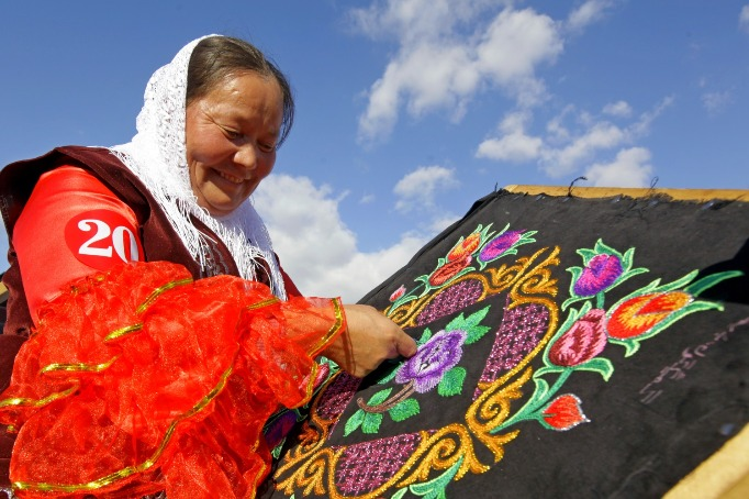15 items of intangible cultural heritage from Xinjiang added to list