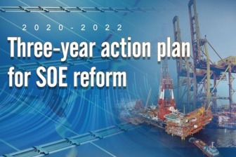 Three-year Action Plan for SOE Reform