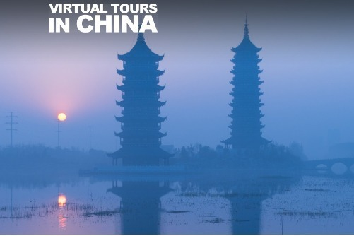 Virtual trips to sought-after attractions around China