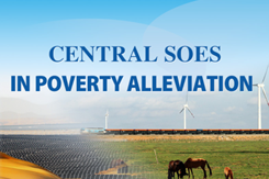 Central SOEs in Poverty Alleviation