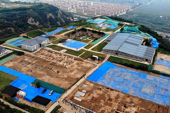 Henan is home to nation's oldest palatial dwelling