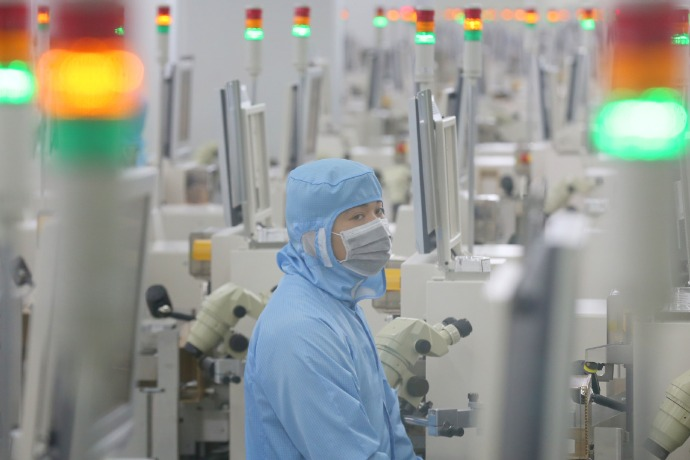 Electronic components sector to gain traction