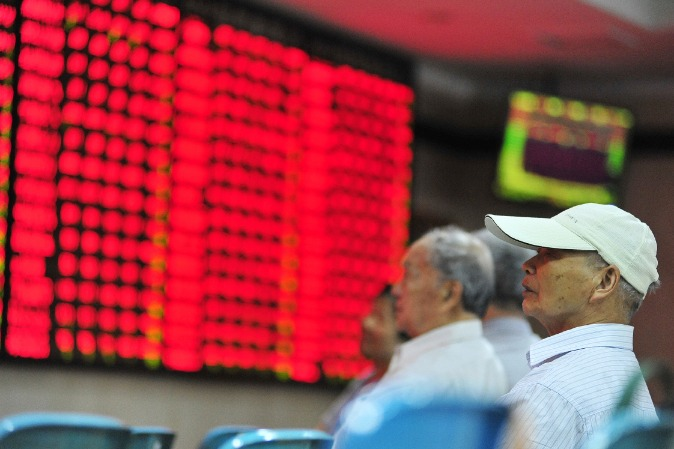 Chinese equity market remains 'amazingly resilient': analyst