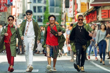 China's box office revenue hits record high in Feb