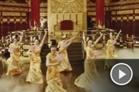 Dance show 'Lotus Pool' from Henan TV's gala