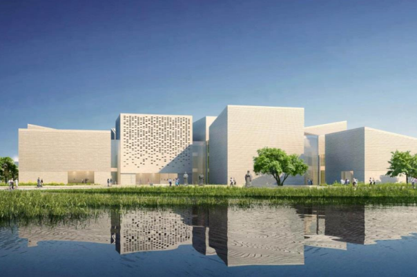 New branch of Suzhou Museum is to open