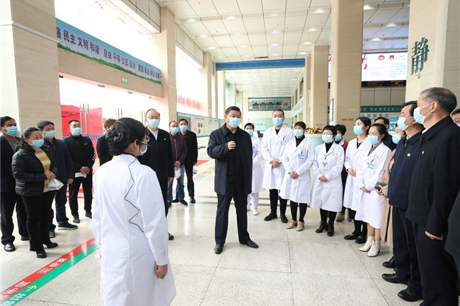 Xi calls for continuous reform to healthcare system