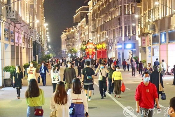 Xiamen implements 15 measures to boost consumption