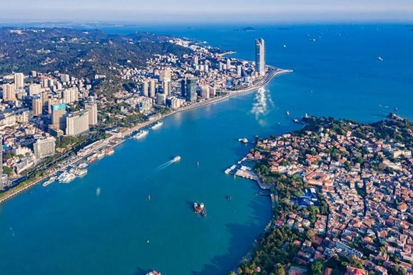 Xiamen ranks 10th nationwide in foreign trade volume in 2020