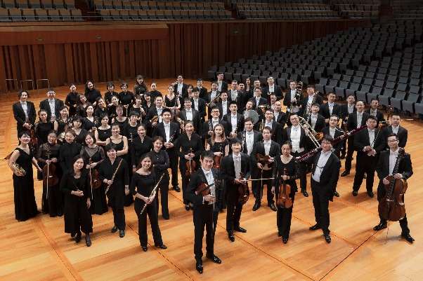 China NCPA Orchestra to start its first nationwide tour
